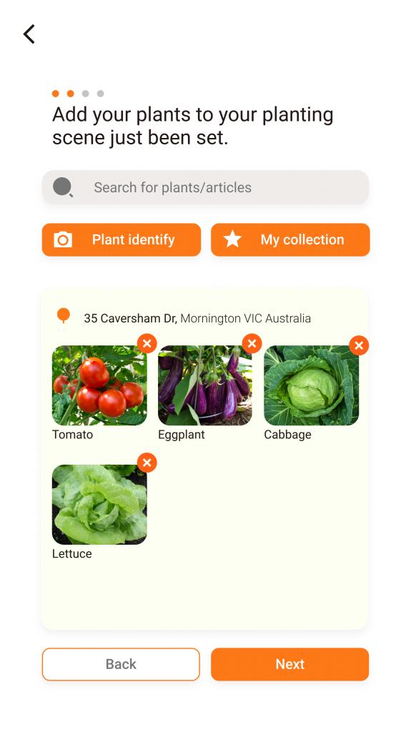 3.2.3 Create(add plants) identify5