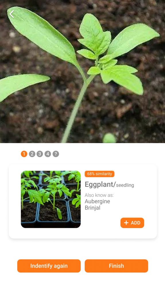 3.2.1 Create(add plants) identify3